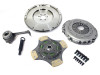 Darkside Billet Single Mass Flywheel (SMF) & Clutch Kit for VW 02M 6 Speed