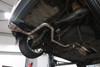 Darkside VW MK7 Platform Cat-Back Exhaust System 2WD Only