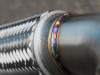 """Darkside 2.5"""" Stainless De-Cat Downpipe for 1.9 TDi Seat Ibiza, VW Polo and Skoda Fabia"""