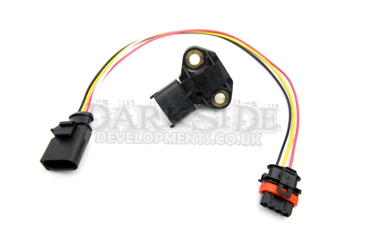 Darkside Developments Bosch 6 Bar Map Manifold Pressure Sensor Cheap Wiring Harness With Adapter