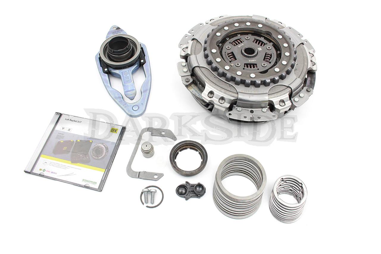 LUK 1 6 TDI 7 Speed DSG Clutch kit - 602 0002 00 / 0AM 198 141 B