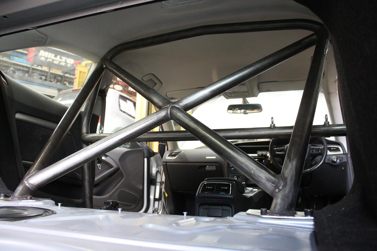Audi A5 8T B8/B8 5 Bolt In Rear Roll Cage