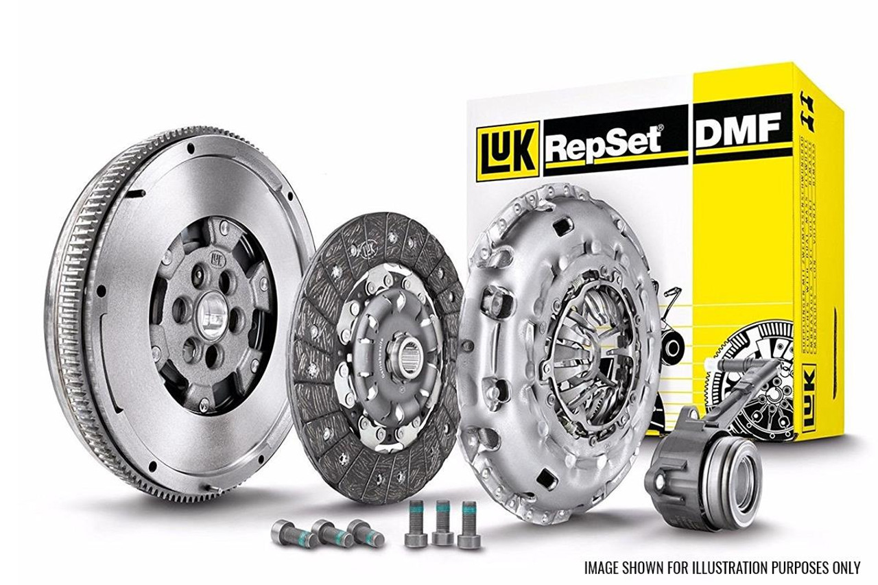 FLYWHEEL AND CLUTCH KIT WITH ALL BOLTS FOR A BMW 5 SERIES SALOON 520D
