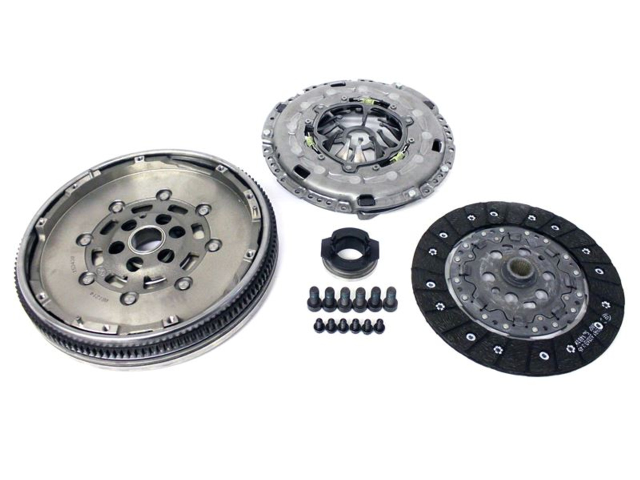 CLUTCH KIT AND FLYWHEEL WITH BOLTS FOR VW VOLKSWAGEN TRANSPORTER T5 1.9TDI TDI