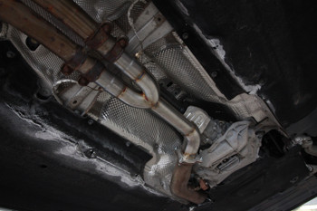 DPF Delete Pipe for Audi SQ5 / A6 / A7 3.0 Bi-Turbo TDi Engine