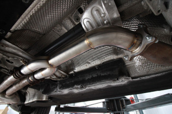 DPF Delete Pipe for Audi SQ5 / A6 / A7 3.0 Bi-Turbo TDi Engine
