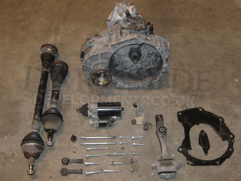 Golf A4 / Mk4 TDI 02M 5 Speed to 6 Speed Conversion Kit