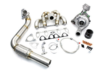 Darkside GTB Turbo Kit for 1.9 8v Top Mount  MK2 / MK3 Platform TDI Engines