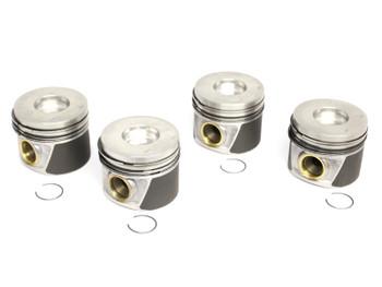 Pistons for 1.6 / 2.0 TDI 16v Common Rail Engines