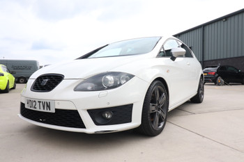 High Spec - 2012 Seat Leon 2.0 TDI CR FR 5dr - 200bhp