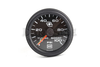 "2"" Hewitt Industries 0-100psi Dual Needle Turbo Boost and Exhaust Manifold Pressure Gauge"