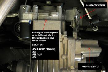 0AY598549A Generation 4 Pump for Haldex VW Audi Seat Skoda Brand New Genuine UK
