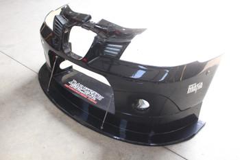 Seat Ibiza Mk4 6L Custom Track Spec Fibreglass Front Bumper