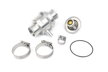 Billet Inline Thermostat Housing with Genuine VW Coolant Thermostat