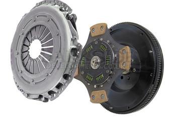 Sachs Race Single Mass Flywheel (SMF) & Clutch Kit for VW 1.8T / 2.0T 02Q 6 Speed (8 Bolt Crank)