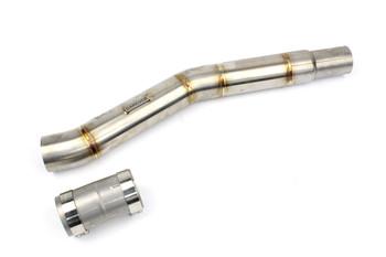 """2.5"""" Cat Pipe Delete (De-Cat) for US Spec CR Engines"""
