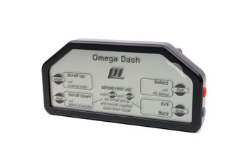 Cosworth / Pi Research Omega D4 Dash Data Logger