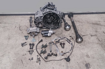 Golf A5 / Jetta MKV TDI 02Q 5 Speed to 6 Speed Conversion Kit