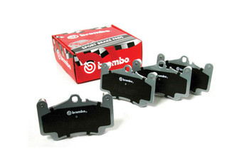 Brembo Sport HP2000 Front Brake Pads for Seat Ibiza Cupra AP Racing 4 Pot Calipers