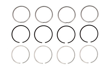 Piston Ring Set for 81mm 2.0 TDi 8v PD BHW / BGW / BVH / BRT Engines
