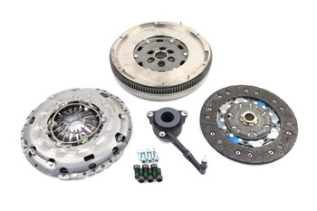 LUK 2.0 TDi 6 Speed 02Q Dual Mass Flywheel and Clutch Kit for Mk6 / Mk7 Platform