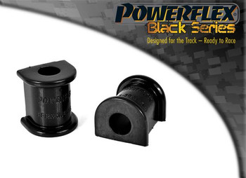 Rear Anti Roll Bar Mounting Bush 15.5mm - 2 x PFR5-308-15.5BLK - 7