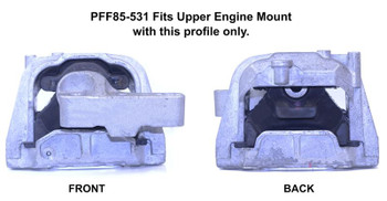 Front Upper Engine Mount Insert - PFF85-531