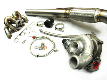 Darkside GTB Turbo Kit for 2.0 16v TDI Common Rail Engines (2008-2010)