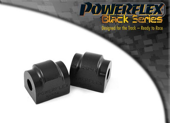 Rear Front Anti Roll Bar Mounting Bush 19mm - 2 x PFR5-504-19BLK
