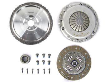 Darkside Billet G60 Flywheel and Sachs VR6 Clutch Kit 5 Speed 02J / 02A / 02R