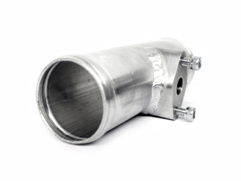 "Darkside 51mm (2"") Aluminium Pipe with MAP Sensor Boss"