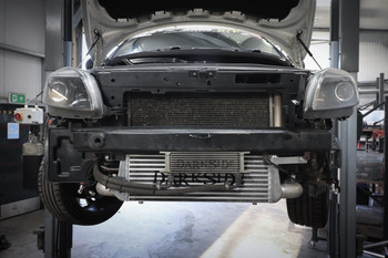 "1.6 / 2.0 TDi Common Rail (Polo / Fabia / A1 / Ibiza Platform) 2.25"" Front Mount Intercooler (FMIC)"