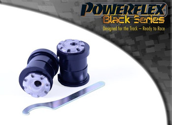 Front Arm Front Bush Camber Adjustable - 2 x PFF5-1301GBLK