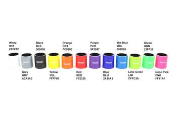 "Darkside 57mm (2.25"") PD150 ARL EGR Elbow Silicone Boost Hose"