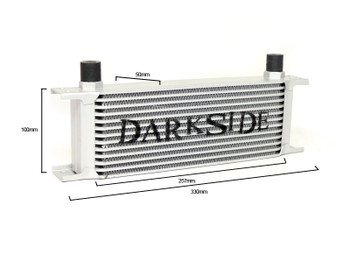 Darkside Universal Front Mounted Engine Oil Cooler Kit for 2.7 / 3.0 TDI Engines