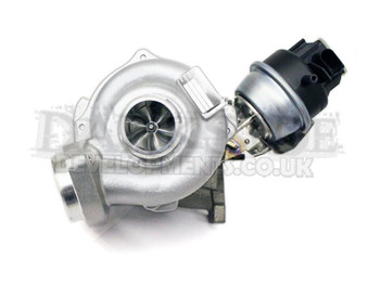 Audi A4 / A5 / A6 / Q5 2.0 TDI B8 Garrett 200bhp Turbocharger Upgrade (2011-) Oval Port