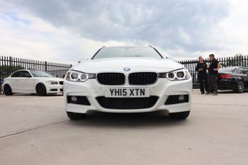 2015 BMW 335D F31 xDrive M-Sport - Full Dealer Service History