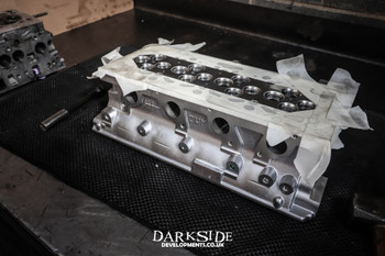 Darkside 2.0 TDI 16v PD / PPD Ported Cylinder Head