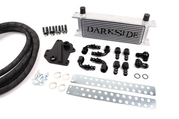 Darkside Front Mounted Engine Oil Cooler Kit for 2.0 TDI Mk7 Platform Engines