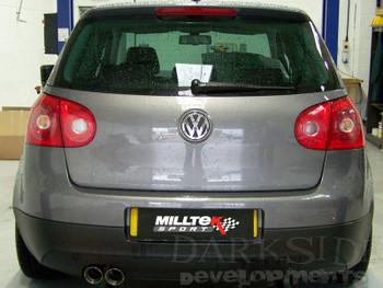 VW Golf Mk5 - Milltek MSVW320