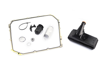 Genuine Audi 7 Speed DL501 S-Tronic Transmission Service Kit - Later Models with Filter