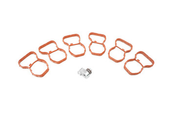 BMW 6 Cylinder N57N / N57Z Engine Aluminum Swirl Flap Delete Kit / Plug