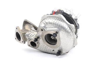 Garrett GTB2260VZK Turbocharger with Electronic Actuator