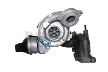Borgwarner 2.0 16v CR TDI CR140 Round Port Turbocharger