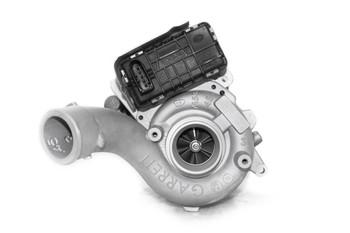 Garrett GTB1756VK Turbocharger with Electronic Actuator (Elongated)