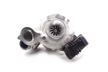 Garrett GTD2060VZ Turbocharger with Electronic Actuator