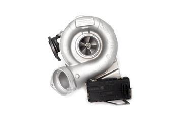 Garrett BMW GTB2260VK Turbocharger with Electronic Actuator M57N2
