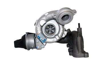 2.0 16v CR TDI CR170 Round Port Stock Turbocharger