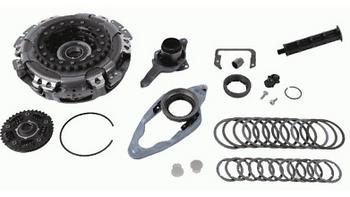 Sachs 0AM 7 Speed DSG Clutch Pack