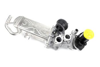 Borgwarner Exhaust Gas Recirculation (EGR) Cooler for 1.6 / 2.0 TDI Common Rail Engines